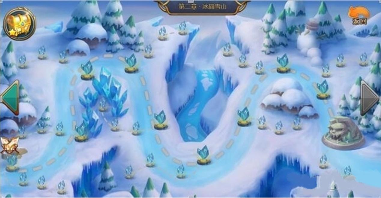 灵宠师传说冰晶雪山副本