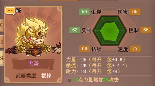 微网游乱斗堂3大圣玩法攻略
