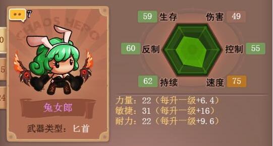 乱斗堂3兔女郎